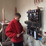 Монтаж отопления в кредит