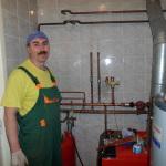 Замена дизельной горелки